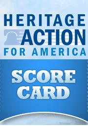 Heritage Action Scorecard - 20111230 - Header